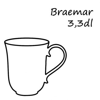 Dunoon - modell BRAEMAR