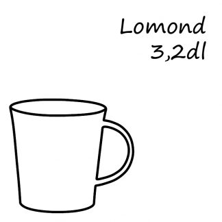 Dunoon - modell LOMOND