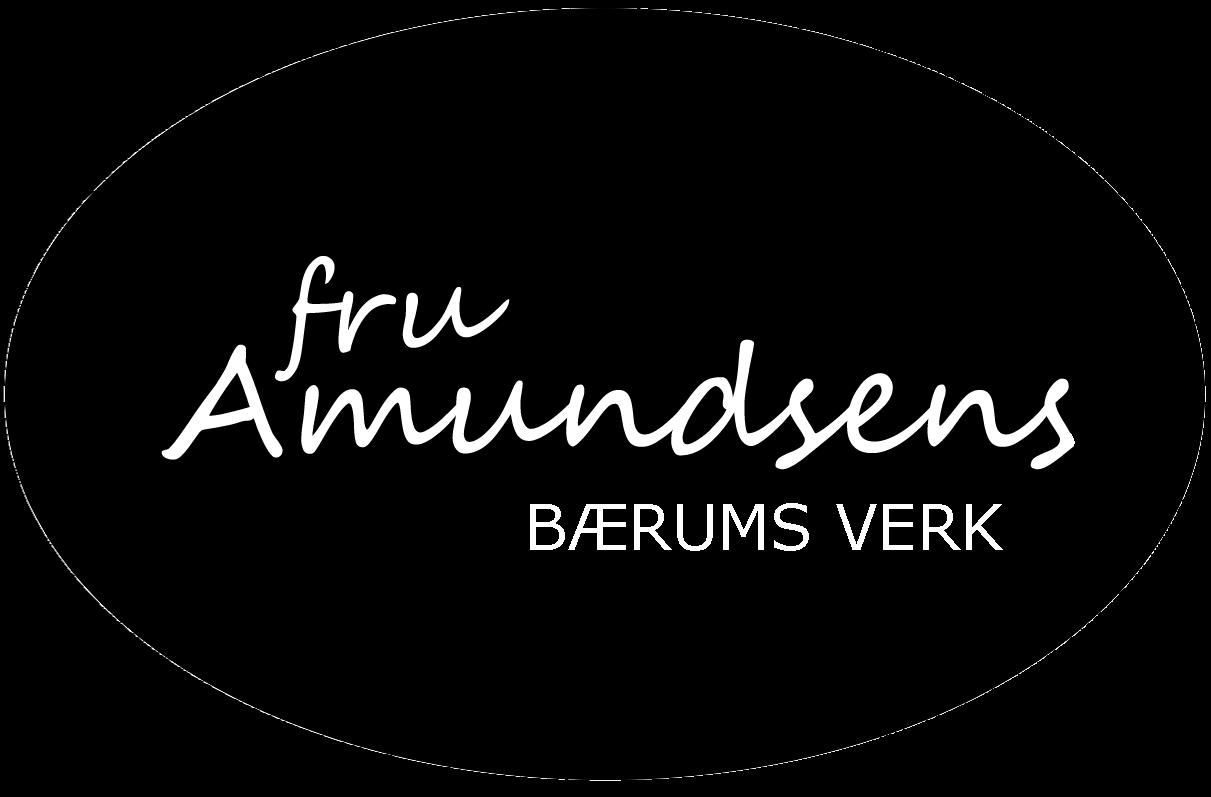 Fru Amundsens – Bærums Verk